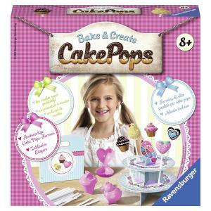 Ravensburger - 18412 - Bake & Create Cake-Pops (341606)