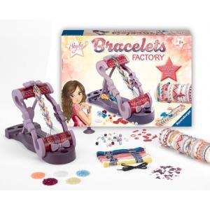 Ravensburger - 18671 - Jeux créatifs - Bracelets factory (341626)
