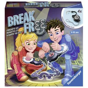 Ravensburger - 21317 - Jeux de société enfants - Break free - Jeux d'action (341642)