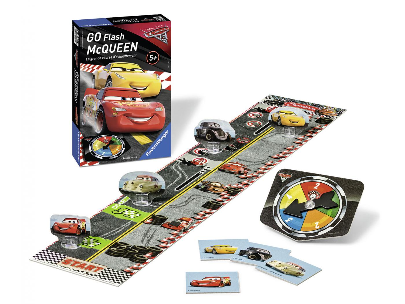 ravensburger jeux de soci t enfants jeu cars 3 jeux d 39 action. Black Bedroom Furniture Sets. Home Design Ideas