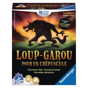 Ravensburger - 26731 - Jeux de société famille - Jeux d'ambiance -Loup-Garou pour un Crépuscule (341652)