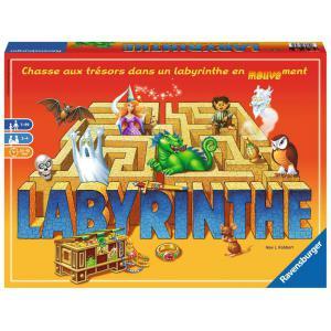 Ravensburger - 26743 - Jeux de société famille - Labyrinthe - Jeux de réflexion (341654)