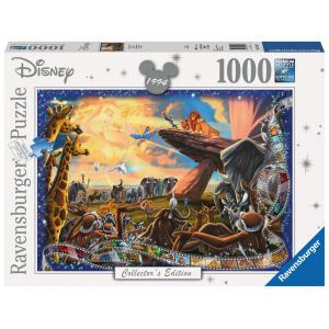 Ravensburger - 19747 - Puzzle 1000 pièces - Le Roi Lion (341682)