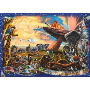 Disney - 19747 - Puzzle 1000 pièces - Le Roi Lion (341682)