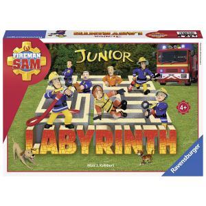 Ravensburger - 21282 - Jeu de société enfants Labyrinthe Junior Sam le pompier - Jeux de réflexion (341704)