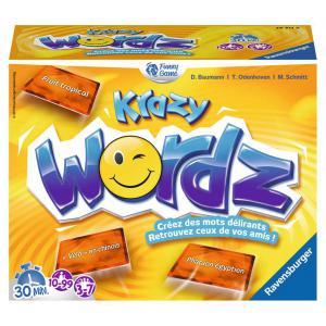 Ravensburger - 26711 - Jeu de société famille -  Krazy Wordz  - Jeux d'ambiance (341706)