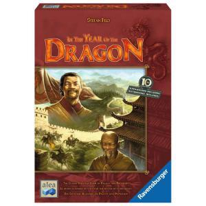 Ravensburger - 26993 - Jeu de société famille -  L'année du Dragon - Jeux de réflexion (341718)
