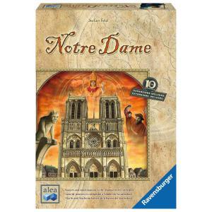 Ravensburger - 26994 - Jeu de société famille -  Notre Dame - Jeux de réflexion (341720)