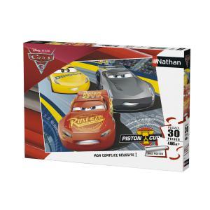 Nathan puzzles - 86358 - Puzzle 30 pièces - Flash McQueen et Cruz / Cars 3 (341730)