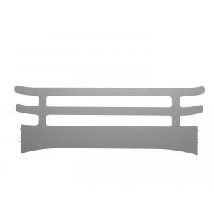 Leander - 500048 - Barrière de sécurité Grise pour lit bébé évolutif (New) (342048)