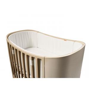 Leander - 34505 - Tour de lit blanc pour lit bébé évolutif (342050)