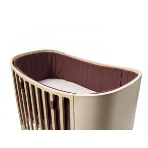 Leander - 502325 - Tour de lit prune pour lit bébé évolutif (342062)