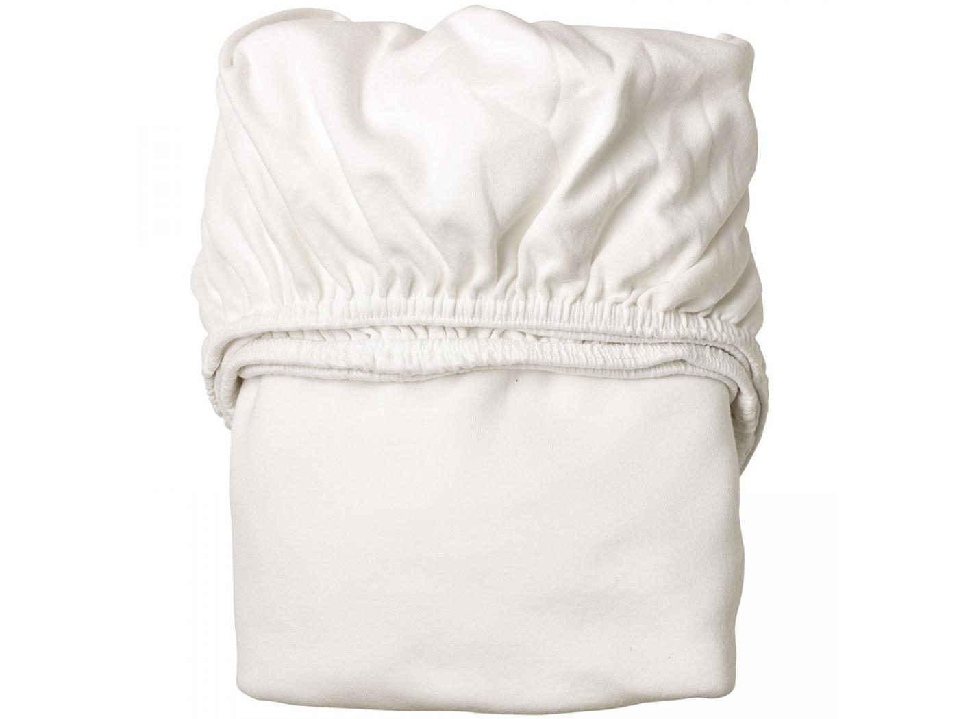 leander draps housse b b blanc pour lit b b volutif. Black Bedroom Furniture Sets. Home Design Ideas