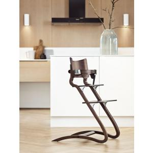 Leander - 37032 - Chaise haute noyer (342094)