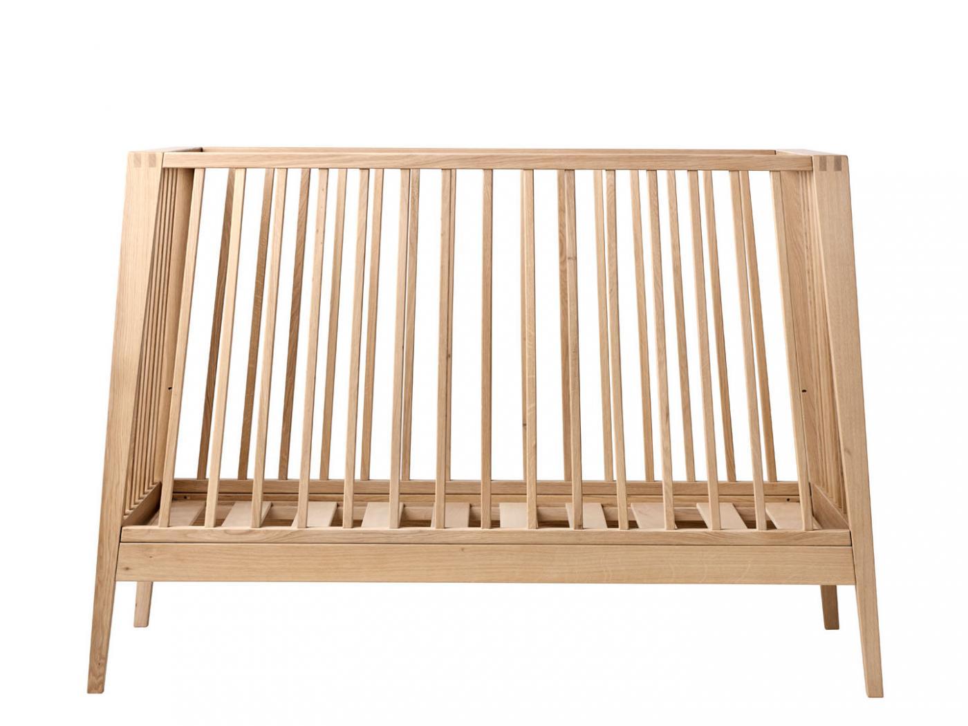 leander lit b b volutif linea ch ne sans matelas. Black Bedroom Furniture Sets. Home Design Ideas