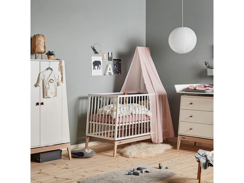 leander fl che de lit pour lit b b linea ch ne. Black Bedroom Furniture Sets. Home Design Ideas