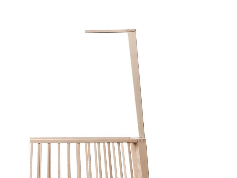 leander fl che de lit b b linea en h tre naturelle. Black Bedroom Furniture Sets. Home Design Ideas