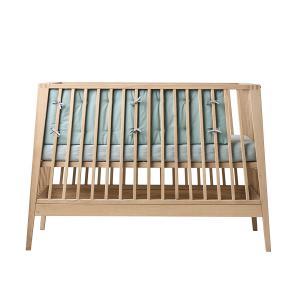 Leander - 501755 - Tour de lit, Bleu pâle pour lit bébé Linea (342162)