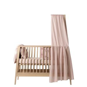 Leander - 502110 - Voile de lit, Rose pour lit bébé Linea (342176)