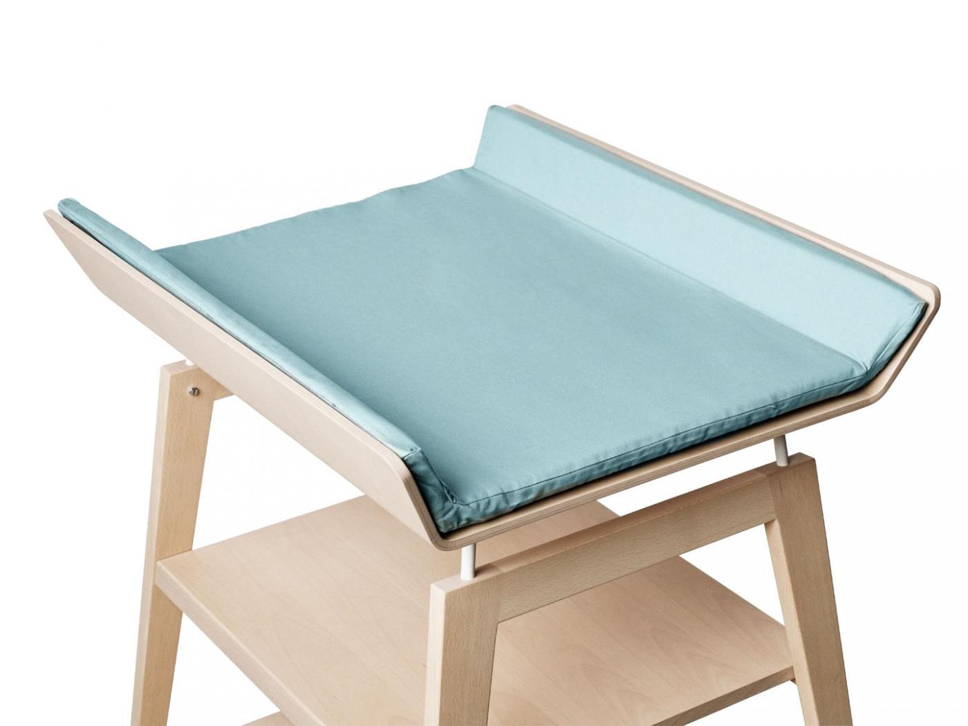 leander housse matelas langer bleu p le pour table. Black Bedroom Furniture Sets. Home Design Ideas