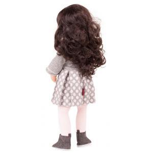 Gotz - 1766043 - Poupée articulée 50 cm - Happy Kidz Luisa, cheveux noirs, yeux gris pierre (342346)