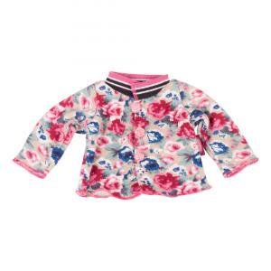 Gotz - 3402794 - Veste tricotée, Roses (342370)
