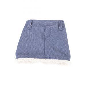 Gotz - 3402795 - Jupe en jean, coolness - Taille S pour bébés de 30-33cm (342372)