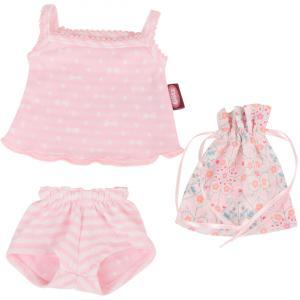 Gotz - 3402851 - Sous-vêtements Petits Nœuds, pour poupées de 45-50cm (342476)