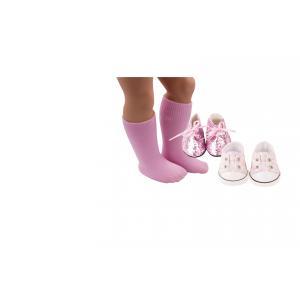 Gotz - 3402883 - Boîte avec chaussures lollypop, 6 pièces (342506)