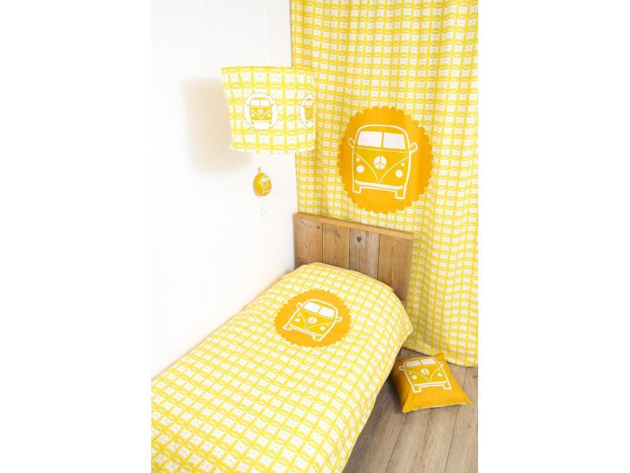 Taftan housse de couette little van yellow 100 x 135 - Housse de couette petit prince ...