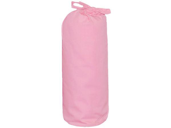 Taftan drap housse solid pink 40 x 80 for Drap housse rose