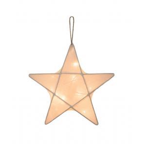 Numéro 74 - 67660 - Lampe etoile natural small (343922)