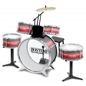 Bontempi - 514830 - Batterie Rock Drummer 5 fûts (343990)