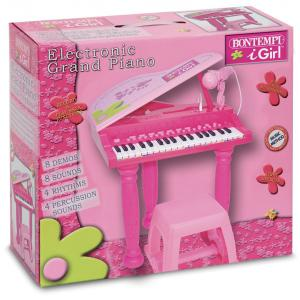 Bontempi - 103071 - Grand piano I Girl  (344166)