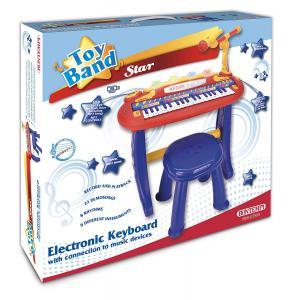 Bontempi - 133441 - Orgue lumineux avec pieds et prise USB (344182)