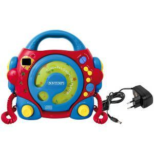 Bontempi - 439980 - Lecteur de CD + adaptateur +USB (344220)