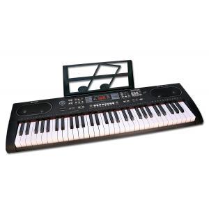 Bontempi - 166125 - Clavier 61 touches + adaptateur, prise USB + pied (344230)