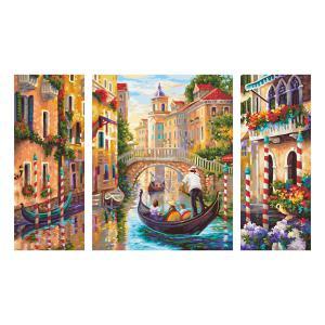 Schipper - 609260736 - Peinture aux numéros - Venice - The city in the Lagoon- Taille 50x80 cm (344248)