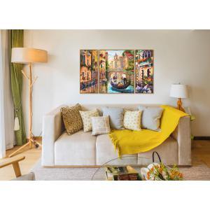 Schipper - 609260736 - Peinture aux numéros - Venice - The city in the Lagoon- Taille 50 x 80 cm (344248)