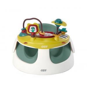 Mamas and Papas - 4126AM500 - Premier siège Baby snug et plateau d'activité bleu canard (345570)