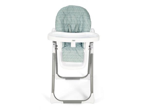 mamas and papas chaise haute chomp chevron