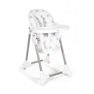 Mamas and Papas - 1152AJ400 - Chaise haute snax étoiles grises (345608)