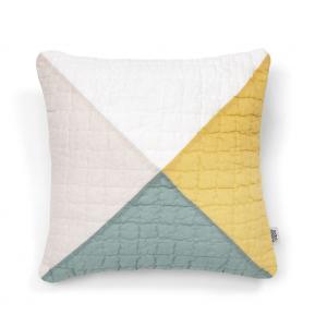 Mamas and Papas - 753209401 - Cushion - Diagonal Multi (346144)