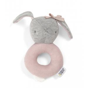 Mamas and Papas - 485535006 - Soft Toy - Grabber WTTW Pink Welcome To The World (346470)