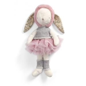 Mamas and Papas - 485590923 - Soft Toy - My First Ballerina Bunny Pink (346544)