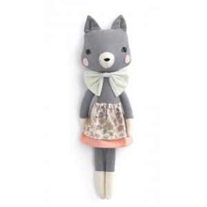 Mamas and Papas - 485546801 - Soft Toy - Cat Grey (346574)