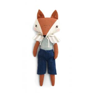 Mamas and Papas - 485501001 - Soft Toy - Fox Orange (346576)