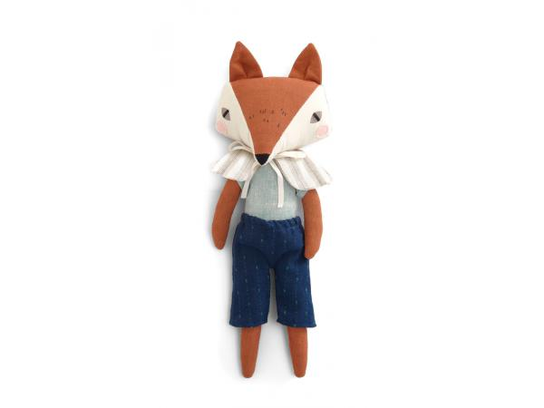 Soft toy - fox orange