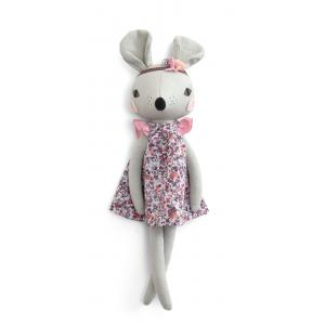 Mamas and Papas - 485544002 - Soft Toy - Mouse Neutral (346578)