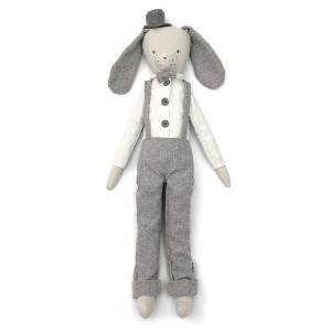 Mamas and Papas - 485504203 - Soft Toy - Nighttime Dog Beige (346590)